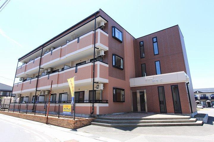 長野県諏訪市、上諏訪駅徒歩8分の築14年 3階建の賃貸マンション