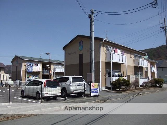 長野県諏訪市、茅野駅徒歩37分の築23年 2階建の賃貸アパート