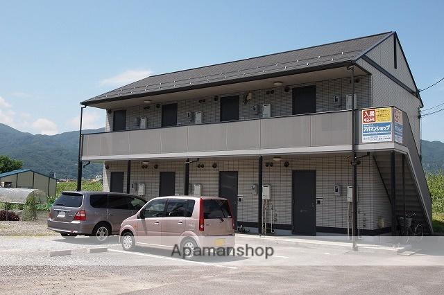 長野県諏訪市、茅野駅バス8分中神戸下車後徒歩3分の築16年 2階建の賃貸アパート