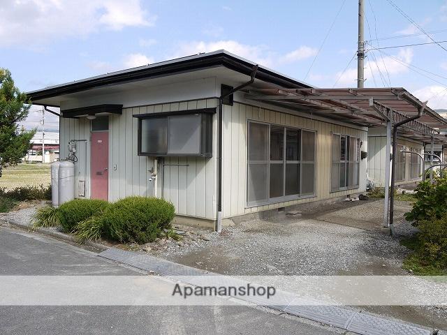 長野県諏訪市、上諏訪駅諏訪バス ㈱バス22分上金子入口下車後徒歩1分の築33年 1階建の賃貸アパート