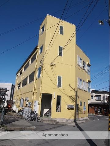 長野県諏訪市、上諏訪駅バス20分上赤沼下車後徒歩4分の築29年 3階建の賃貸マンション