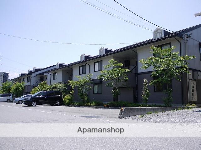 長野県諏訪市、茅野駅徒歩30分の築23年 2階建の賃貸アパート
