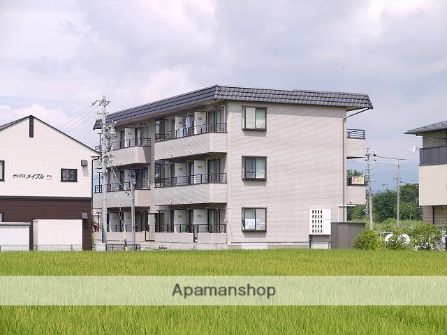 長野県諏訪市、上諏訪駅徒歩30分の築16年 3階建の賃貸マンション