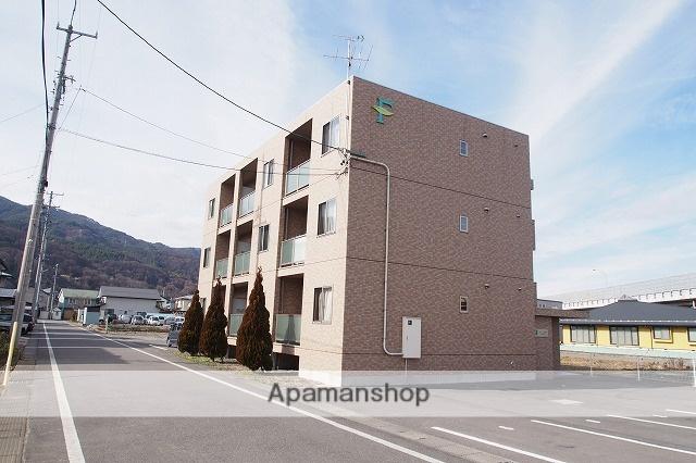 長野県諏訪市、茅野駅徒歩55分の築9年 3階建の賃貸マンション