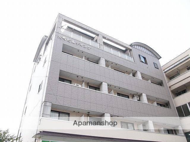 長野県諏訪市、上諏訪駅徒歩12分の築23年 6階建の賃貸マンション