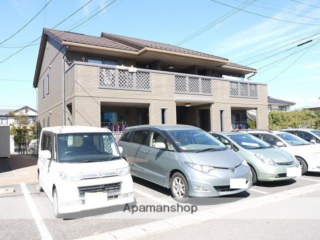 長野県塩尻市、広丘駅徒歩10分の築16年 2階建の賃貸アパート