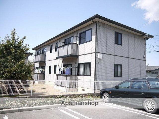 長野県松本市、平田駅徒歩20分の築14年 2階建の賃貸アパート