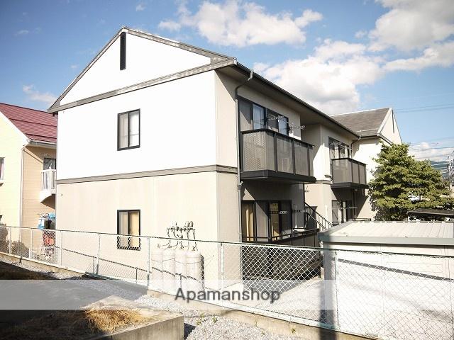 長野県塩尻市、塩尻駅徒歩4分の築22年 2階建の賃貸アパート