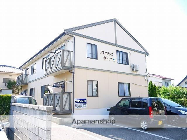 長野県松本市、村井駅徒歩26分の築22年 2階建の賃貸アパート
