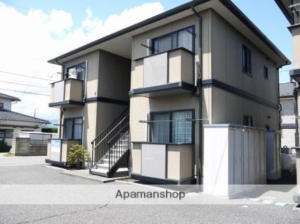 長野県塩尻市、広丘駅徒歩9分の築18年 2階建の賃貸アパート