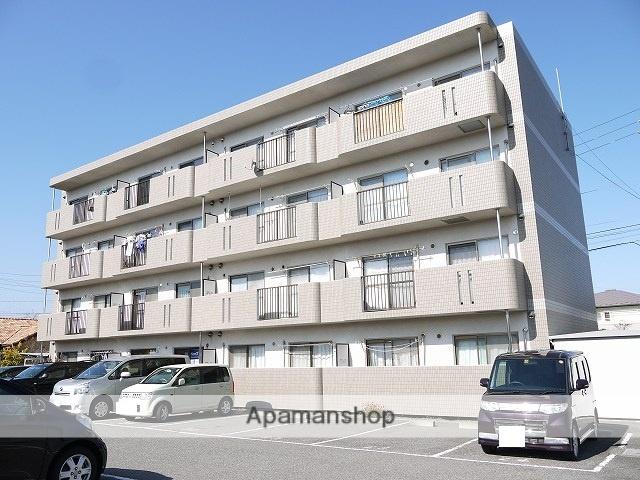 長野県塩尻市、広丘駅徒歩6分の築21年 4階建の賃貸マンション
