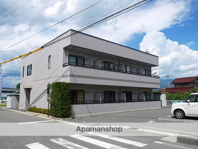 長野県松本市、南松本駅徒歩40分の築16年 2階建の賃貸アパート