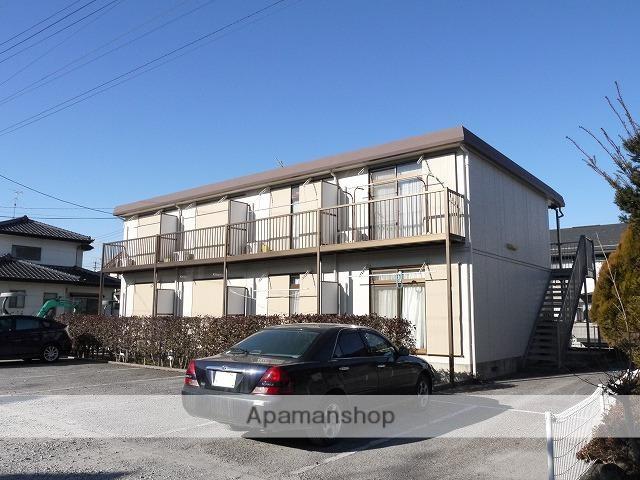 長野県塩尻市、みどり湖駅徒歩39分の築19年 2階建の賃貸アパート
