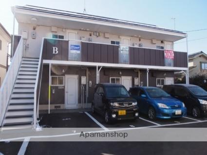 長野県塩尻市、みどり湖駅徒歩51分の築24年 2階建の賃貸アパート