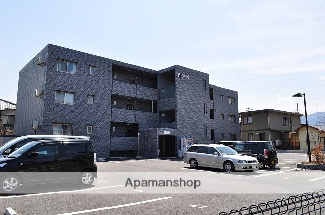 長野県松本市、三溝駅徒歩13分の築9年 3階建の賃貸マンション