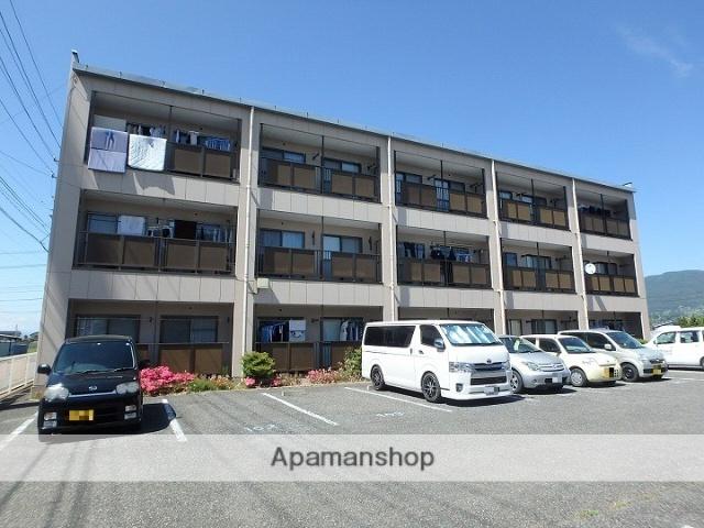 長野県松本市、広丘駅徒歩46分の築19年 3階建の賃貸マンション