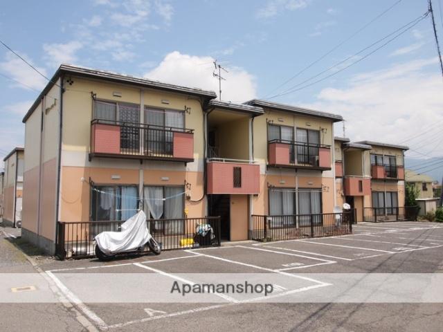 長野県松本市、村井駅徒歩10分の築27年 2階建の賃貸アパート