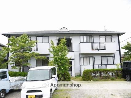 長野県松本市、村井駅徒歩50分の築25年 2階建の賃貸アパート