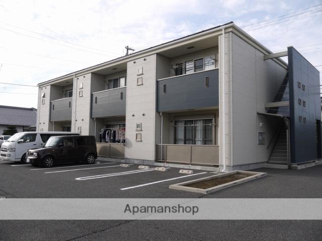 長野県東筑摩郡山形村、森口駅徒歩45分の築8年 2階建の賃貸アパート