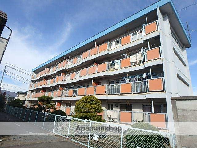 長野県塩尻市、塩尻駅徒歩24分の築31年 4階建の賃貸マンション
