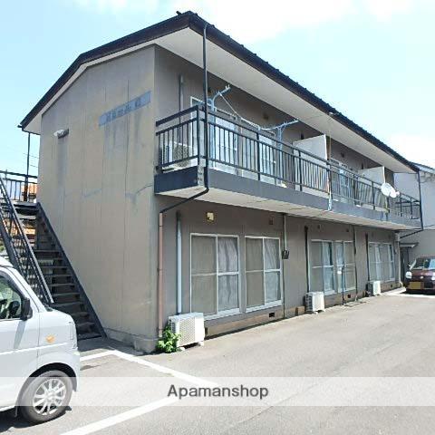 長野県塩尻市、広丘駅徒歩15分の築37年 2階建の賃貸アパート