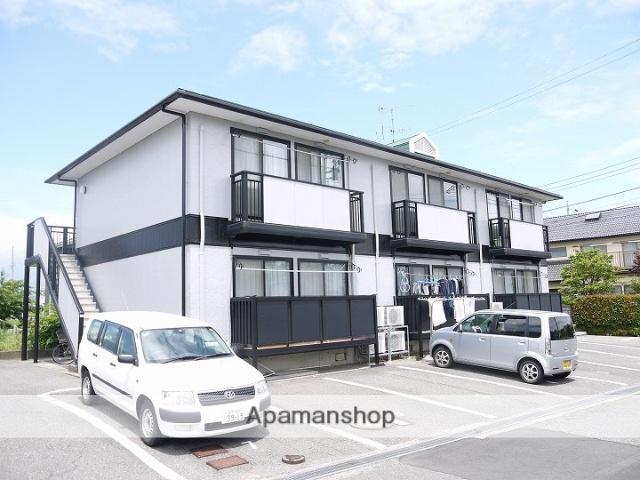 長野県松本市、松本駅バス30分信州スカイパーク下車後徒歩7分の築18年 2階建の賃貸アパート