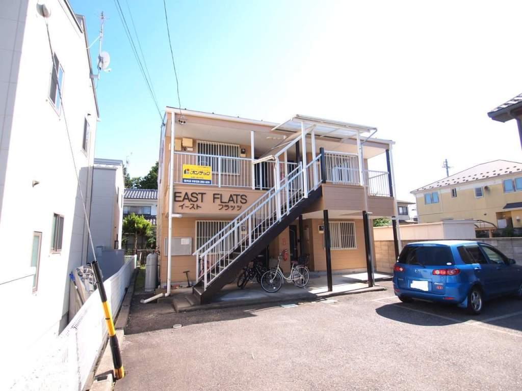 長野県塩尻市、塩尻駅徒歩16分の築21年 2階建の賃貸アパート