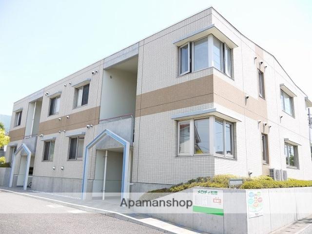 長野県松本市、松本駅アルピコ交通バス29分松原西下車後徒歩1分の築14年 2階建の賃貸マンション