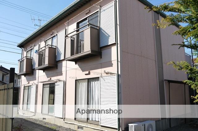 長野県塩尻市、広丘駅徒歩15分の築30年 2階建の賃貸アパート