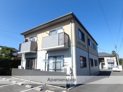 長野県松本市、波田駅徒歩6分の築14年 2階建の賃貸アパート