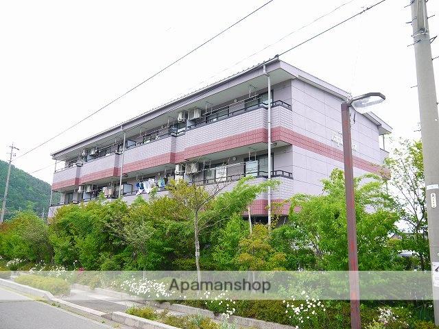 長野県塩尻市、みどり湖駅徒歩22分の築14年 3階建の賃貸マンション