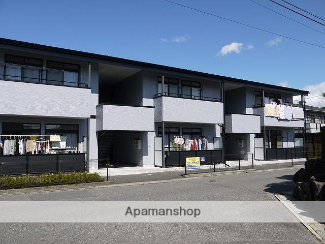 長野県松本市、平田駅徒歩36分の築15年 2階建の賃貸アパート