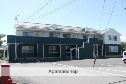 長野県塩尻市、洗馬駅徒歩54分の築23年 2階建の賃貸アパート