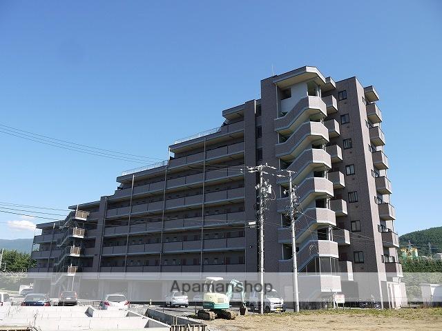 長野県塩尻市、塩尻駅徒歩12分の築15年 8階建の賃貸マンション