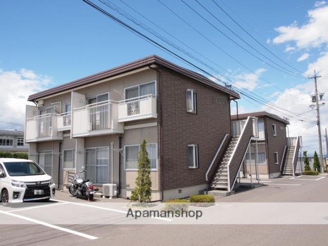 長野県松本市、村井駅徒歩10分の築28年 2階建の賃貸アパート