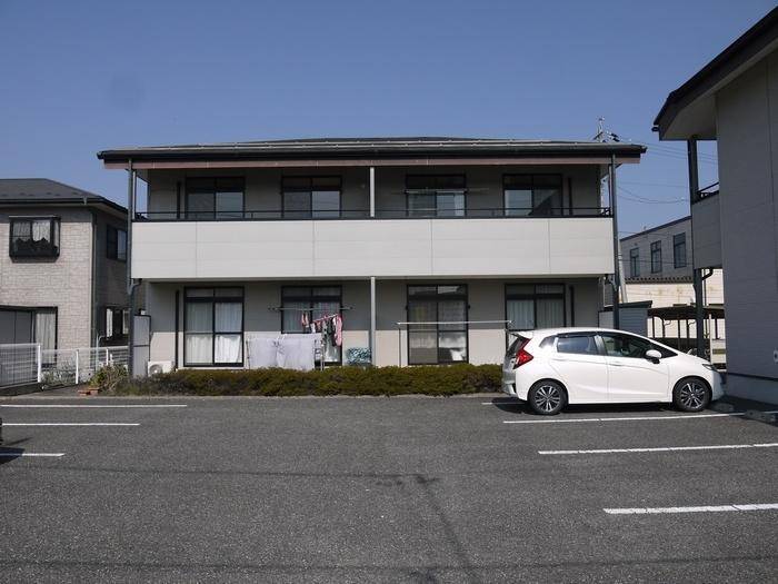 長野県松本市、南松本駅徒歩43分の築15年 2階建の賃貸アパート