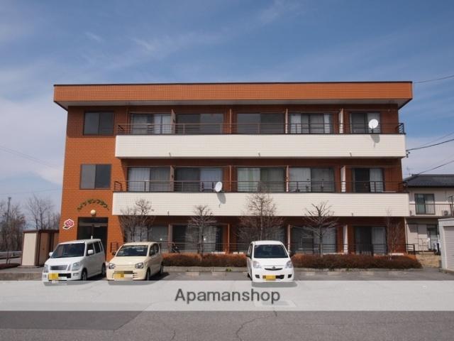 長野県塩尻市、村井駅徒歩17分の築29年 3階建の賃貸アパート
