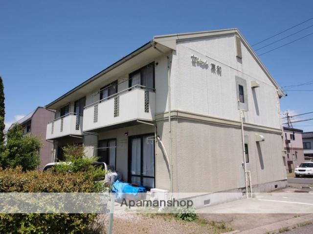 長野県松本市、村井駅徒歩10分の築31年 2階建の賃貸アパート