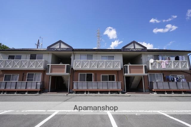長野県松本市、南松本駅徒歩42分の築25年 2階建の賃貸アパート