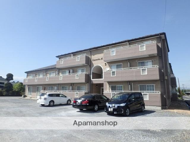 長野県松本市、村井駅徒歩44分の築17年 3階建の賃貸アパート