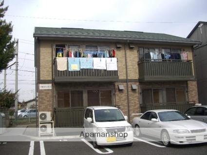 長野県松本市、三溝駅徒歩4分の築11年 2階建の賃貸アパート