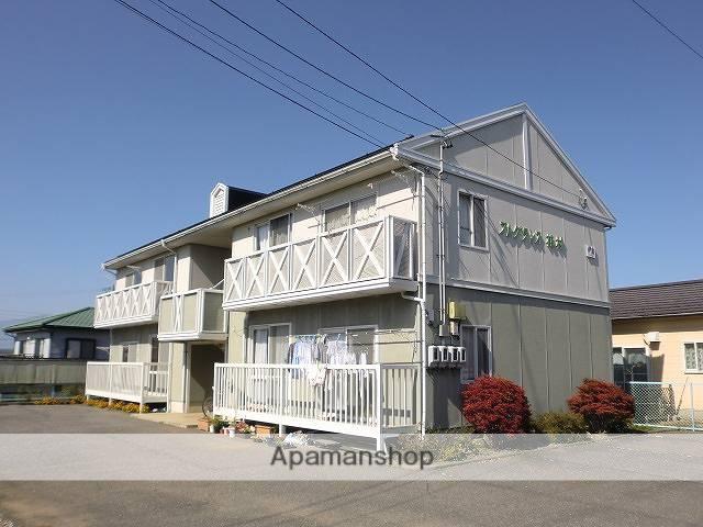 長野県松本市、村井駅徒歩35分の築26年 2階建の賃貸アパート