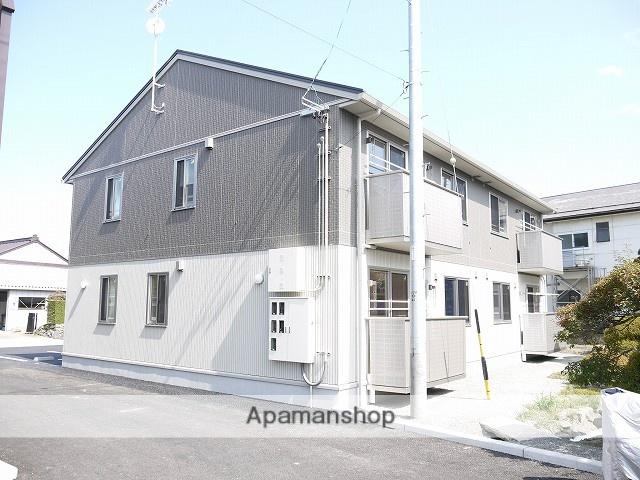 長野県松本市、平田駅徒歩15分の築2年 2階建の賃貸アパート