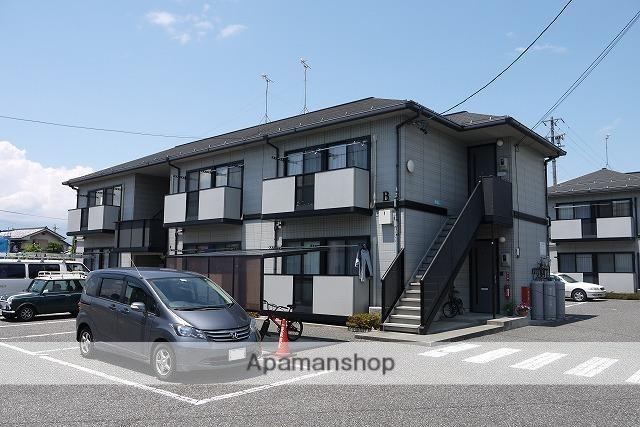長野県松本市、松本駅徒歩18分の築17年 2階建の賃貸アパート
