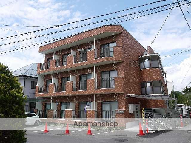 長野県松本市、松本駅バス14分大学西門下車後徒歩7分の築32年 3階建の賃貸マンション