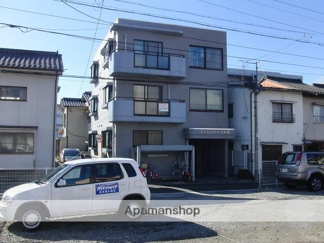 長野県松本市、松本駅バス10分清水下車後徒歩3分の築17年 3階建の賃貸マンション