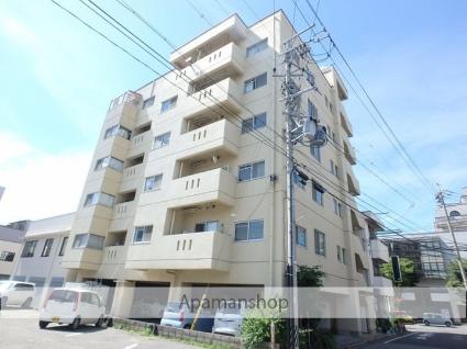 長野県松本市、松本駅徒歩9分の築33年 6階建の賃貸マンション