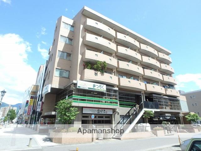 長野県松本市、松本駅徒歩4分の築18年 6階建の賃貸マンション