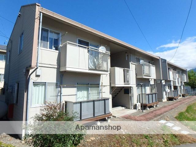 長野県松本市、北松本駅徒歩14分の築29年 2階建の賃貸アパート