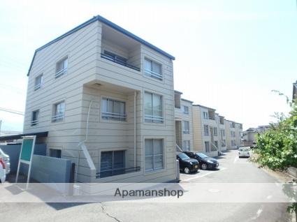 長野県松本市、北松本駅徒歩5分の築39年 3階建の賃貸マンション